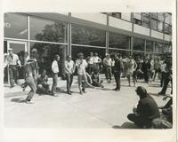 Student protest at Illinois Institute of Technology, 1970