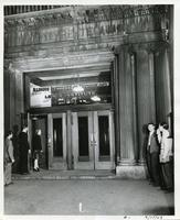 Lewis Institute entrance, 1943