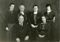 Office personnel, 1941-1942