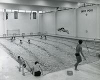 Ecko Pool, Illinois Institute of Technology, Chicago, Illinois, ca. 1970s