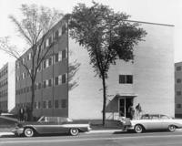 North Hall, Illinois Institute of Technology, Chicago, Illinois, ca. 1960