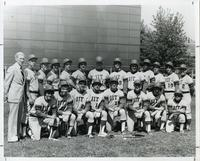 Illinois Institute of Technology baseball team, Chicago, Illinois, ca. 1980
