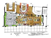 Proposed Grant Park Covered Market - Alternate Plan