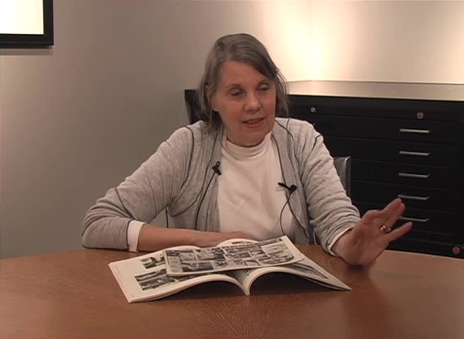 Palazzolo, Marcia, Oral History Interview, 2011
