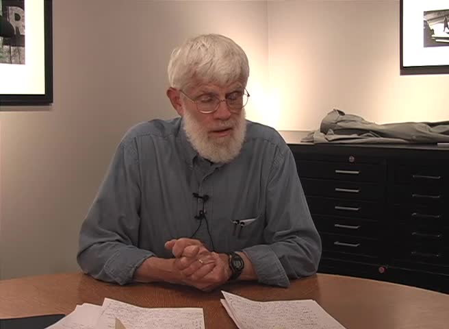 Swedlund, Charles, Oral History Interview, 2011