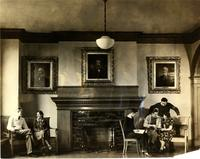 Lewis Institute interior, Chicago, Illinois, ca. 1937