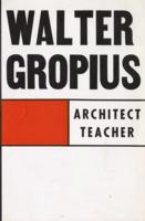Walter Groupius: Architect Teacher program, 1953