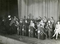 Jazz band, Illinois Institute of Technology, Chicago, Illinois, ca. 1940s