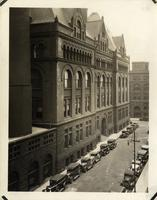 Main Building, Armour Institute of Technology, Chicago, Illinois, ca 1920s