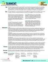 Edutainment (semester?), IPRO 329: Edutainment IPRO 329 Abstract Sp06