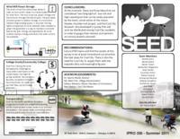 Sustainable Entrepreneurial Economic Development (Summer 2011) IPRO 350: Sustainable Entrepreneurial Economic Development IPRO350 Summer2011 Brochure