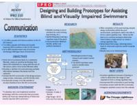 Devices that Assist Blind & Visually-Impaired Individuals in Swimming and Other Exercise Activities (sequence unknown), IPRO 310 - Deliverables: IPRO 310 Poster F09