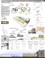 ADAPTATION AND RENOVATION OF SCHULZE BAKERY TO A MIXED USE BUILDING: Schulze_poster