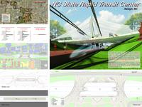 North Carolina State University Rapid Transit Center: NC_State_Rapid_Transit_Center_Boards