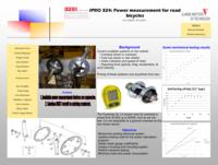 Power Measurement for Road Bicycles: Towards a Universal Solution (sequence unknown), IPRO 324 - Deliverables: IPRO 324 Poster F09