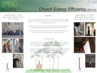 Church & School Energy Efficiency and Financing Program (sequence unknown), IPRO 328 - Deliverables: IPRO 328 Poster F09