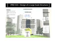 Large Scale Structure (Semester Unknown) IPRO 315: Large Scale Structure IPRO 315 Poster2 F08