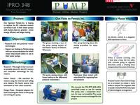 Techno-Business Study of Water Pump Motor Technologies (Semester Unknown) IPRO 348: Techno-BusinessStudyofWaterPumpMotorTechnologiesIPRO348PosterF10
