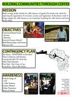 Crop to Cup Coffee: Building Communities through Coffee (Semester 2) IPRO 333: BuildingCommunitieThroughCoffeeIPRO333Poster2Su10