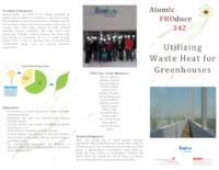 Power Plant Waste Heat Utilization for Greenhouse Applications (Semester Unknown) IPRO 342: AtomicProduceIPRO342BrochureSp10