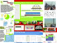 Power Plant Waste Heat Utilization for Greenhouse Applications (Semester Unknown) IPRO 342: AtomicProduceIPRO342PosterSp10
