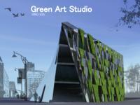 Green Building (Semester Unknown) IPRO 335: GreenArtStudioIPRO335FinalPresentationSp09