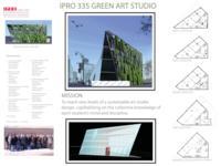 Green Building (Semester Unknown) IPRO 335: GreenArtStudioIPRO335Poster2Sp09