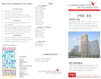 Design of a Large Scale Structure (Semester Unknwon) IPRO 315: DesignOfALargeScaleStructureIPRO315BrochureSp09