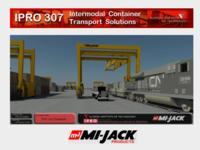 Intermodal Container System Solution (Semester Unknown) IPRO 307: IntermodalContainerSystemSolutionsForTheChicagoAreaIPRO307FinalPresentationF09
