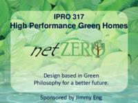 Zero Energy Home 1114 W Roscoe Ave (Semester Unknown) IPRO 317: ZeroEnergyHomeIPRO317MidTermPresentationF09