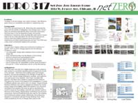 Zero Energy Home 1114 W Roscoe Ave (Semester Unknown) IPRO 317: ZeroEnergyHomeIPRO317Poster1F09