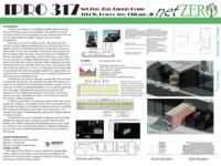 Zero Energy Home 1114 W Roscoe Ave (Semester Unknown) IPRO 317: ZeroEnergyHomeIPRO317Poster2F09