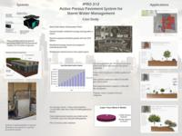 Porous Pavement/Hydro-gel System for Storm Water Management (Semester Unknown) IPRO 312: Porous Pavement Hydro-gel System for Storm Water Management IPRO 312 Poster2 Sp08