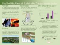 Chicago Sister Cities China: Fuel Cell/Geothermal Sustainable Energy USX Site (Semester Unknown) IPRO 345: Fuel CellGeothermal Sustainable Energy at USX Site IPRO 345 Poster1 Sp08