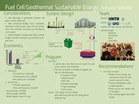 Chicago Sister Cities China: Fuel Cell/Geothermal Sustainable Energy USX Site (Semester Unknown) IPRO 345: Fuel CellGeothermal Sustainable Energy at USX Site IPRO 345 Poster2 Sp08