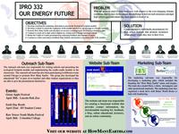 Our Energy Future (Semester Unknown) IPRO 332: Our Energy Future IPRO 332 Poster Sp08