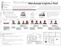 Decision Making Tool for Warehouse Logistics Pricing (semester?), IPRO 319: Warehouse Logistics Pricing IPRO 319 Poster Sp07