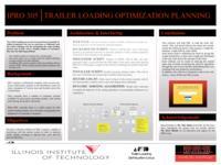 Trailer Loading Optimization Group (Semester Unknown) IPRO 305: TrailerLoadingOptimizationGroupIPRO305PosterSp10