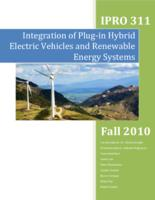 Integration of Plug-in Hybrid Electric Vehicles and Renewable Energy Systems (Semester Unknown) IPRO 311: IntegrationOfPlug-InHybridElectricVehiclesAndRenewableEnergySystemIPRO311FinalReportF10