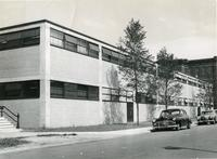 Armour Research Foundation Mechanical Engineering Research Building, Chicago, Ill., 1954