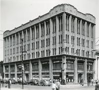 Arcade Building in Chicago, Ill., 1946