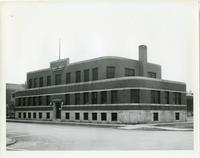 Huber & Huber Motor Express Building, Chicago, Ill., 1949