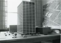 IITRI Administration Building Model, Chicago, Ill., 1963