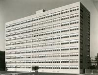 Gunsaulus Hall, Illinois Institute of Technology, Chicago, Ill., 1949