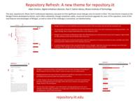 Repository Refresh: A New Theme for repository.iit