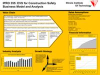 Augmented Reality Technologies (Semester Unknown) IPRO 355: EVS for Construction Safety IPRO 355 Poster3 Sp08