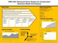 Augmented Reality Technologies (Semester Unknown) IPRO 355: EVS for Construction Safety IPRO 355 Poster4 Sp08